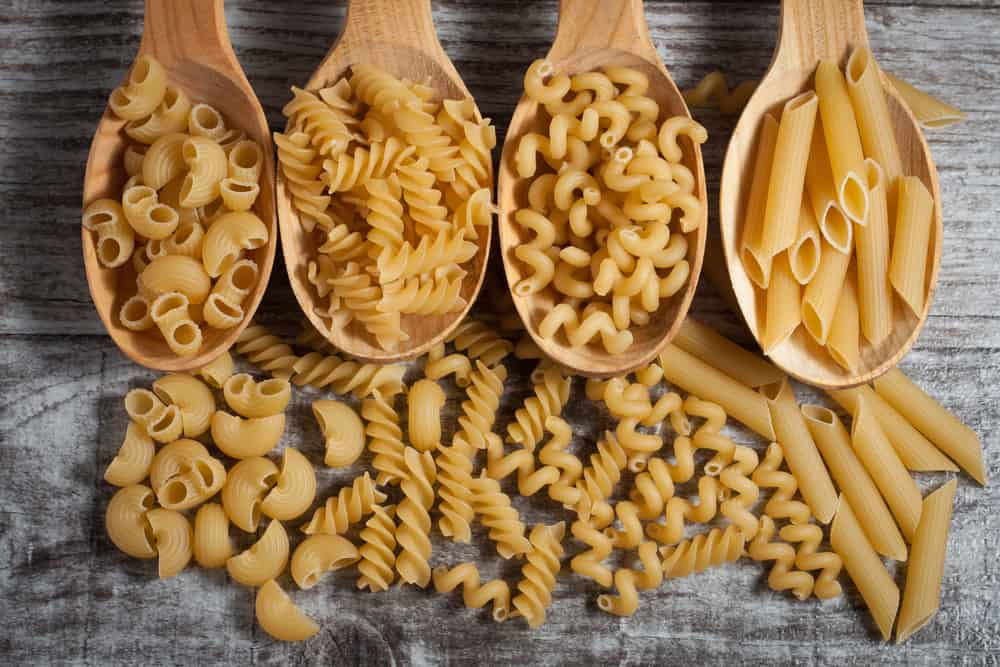 All About Pasta Shapes and Types